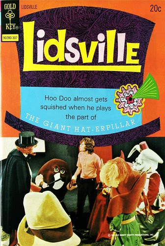 Lidsville Gold Key 4 (01)
