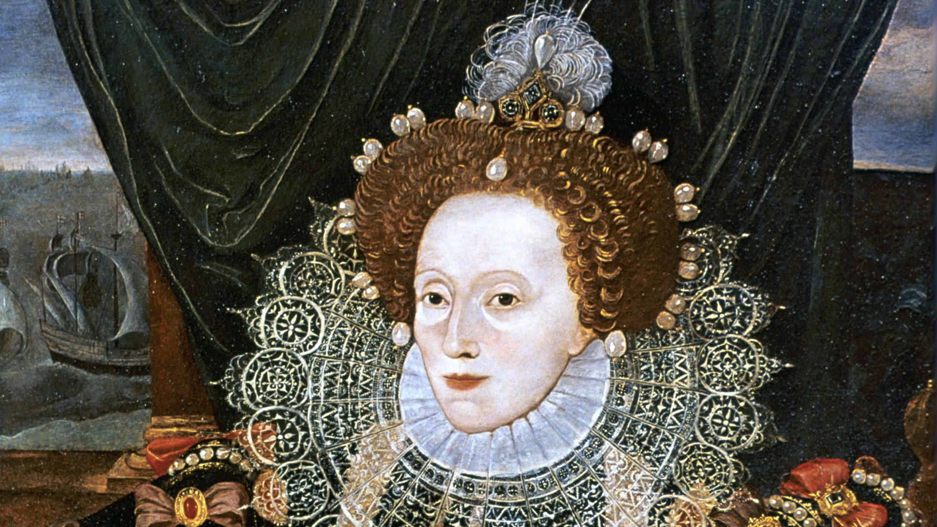 Image result for Elizabethan Age begins 1558 images