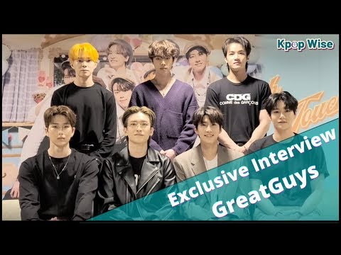 [Exclusive] Interview with GreatGuys (멋진녀석들) ENG Sub