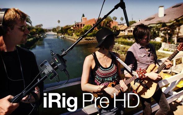 iRig Pre HD