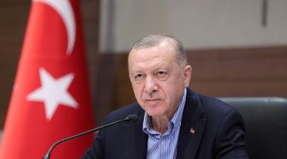 Эрдоган заявил об успешном испытании турецкой противокорабельной ракеты