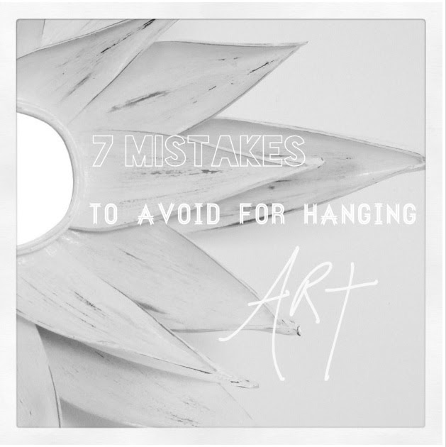 Interiors - Avoid The 7 Mistakes When Hanging Artwork   Design The ...
