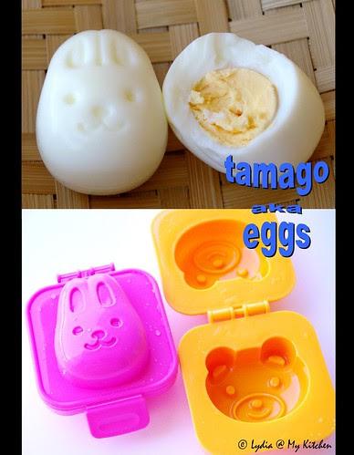 Egg Moulds
