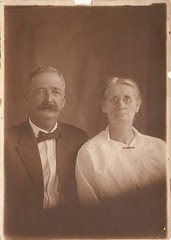 Thadeus Reid and Elizabeth McDill Blakely - Bessie's parents