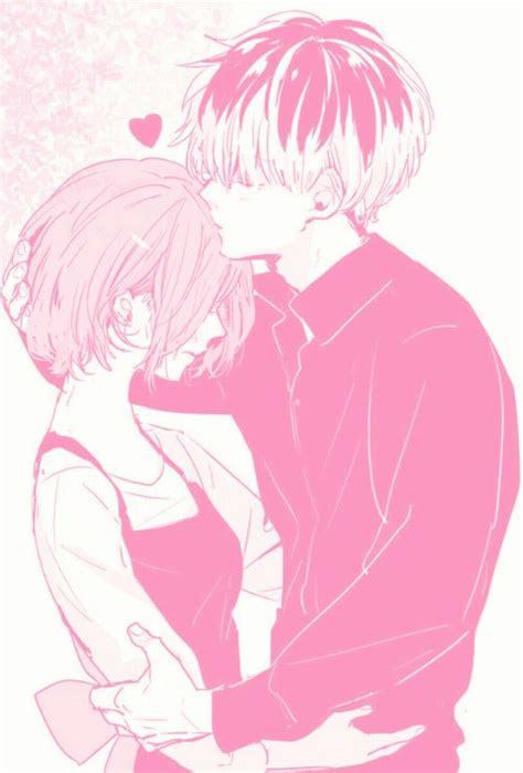 pink manga anime aesthetic kawaii pastel