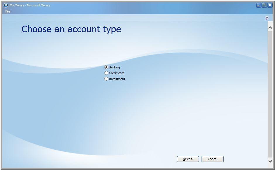 account-type