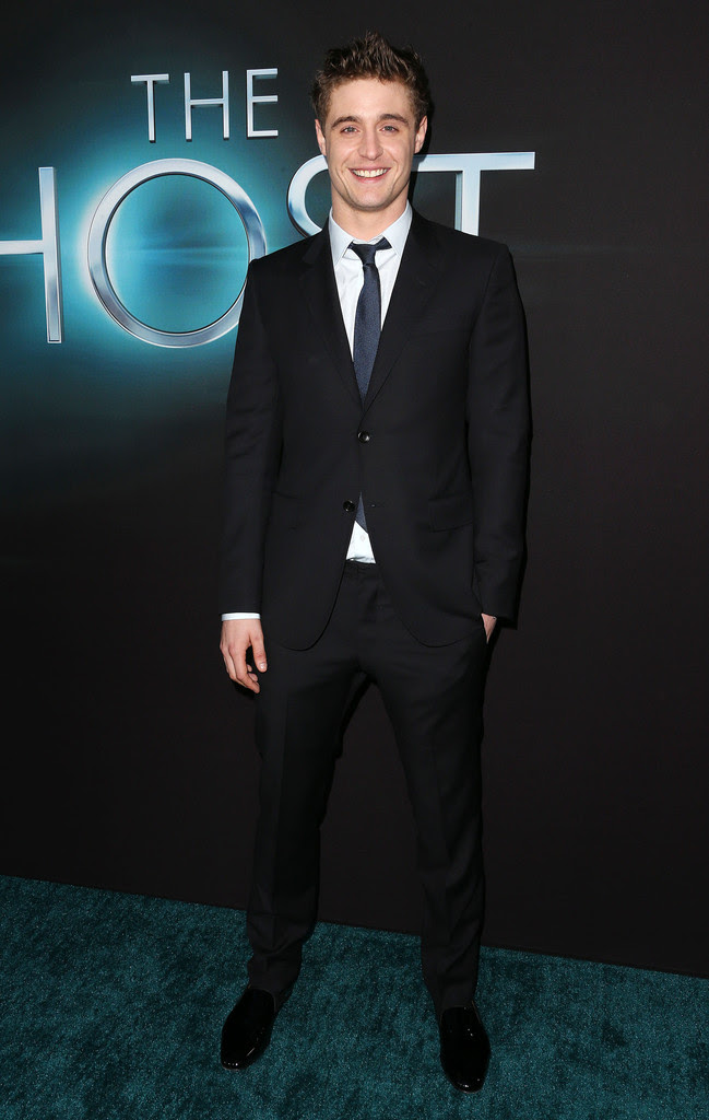 "Max Irons - Premiere Of Open Road Films ""The Host"" - Arrivals"