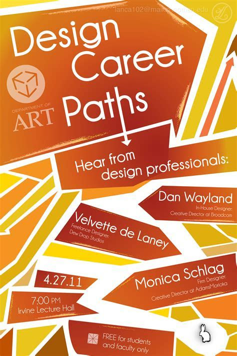Design Career Paths Poster   asia lancaster