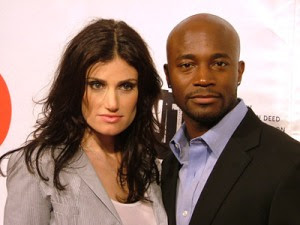 Taye Diggs and Idina Menzel Welcome First Child
