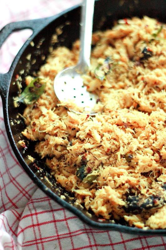 Kerala Ginger Coconut Crab8