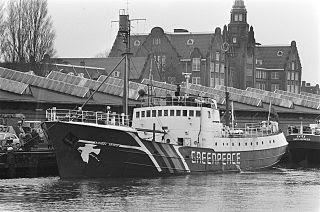 RainbowWarriorAmsterdam1981