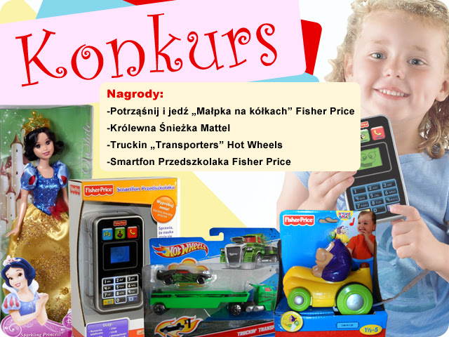 Konkurs zabawki