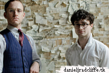 More on set pictures from Kill Your Darlings