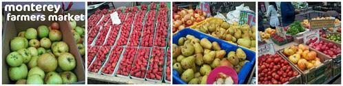 Monterey, CA Farmers Market
