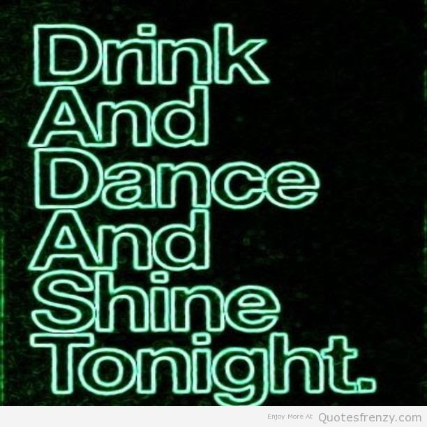 Quotes About Alcohol And Partying 19 Quotes