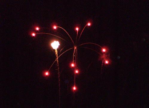 Blue Rocks Fireworks I