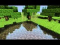 Minecraft Agua com Reflexo e textura Realista