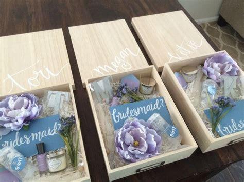 Best 25  Bridesmaid gifts unique ideas on Pinterest