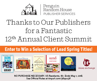 Penguin Random House Publisher Services Giveaway
