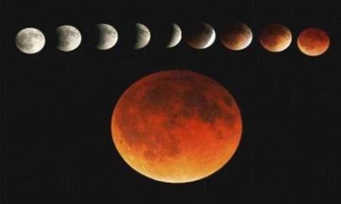 27 जुलाई का चंद्र ग्रहण पृथ्वी पर ला सकता है तबाही जो दिखेगा इस तरीके का