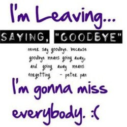 Quotes About Departure Of Friends 18 Quotes