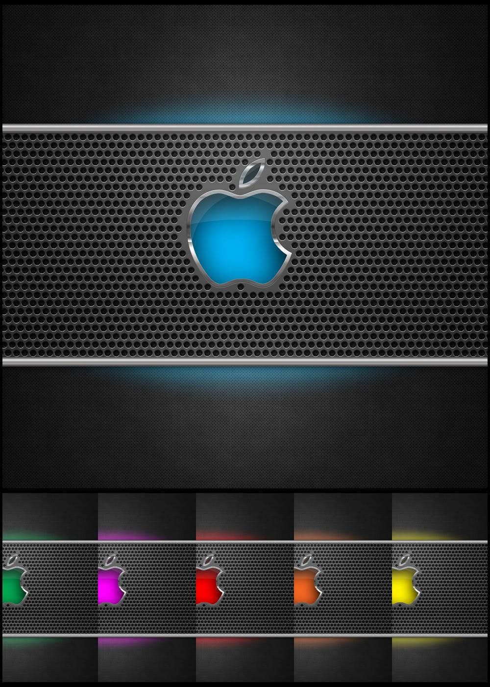 Download 900 Wallpaper Apple Glow  Gratis