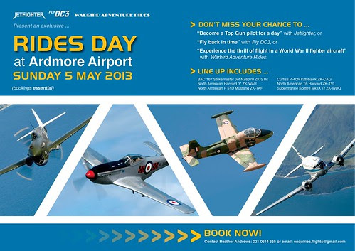 Rides Day at Ardmore Airport
