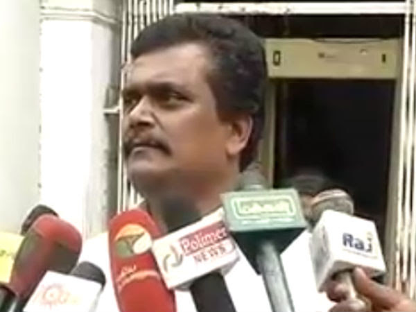 Modi should be inquired, says MLA Thanga Thamizhselvan