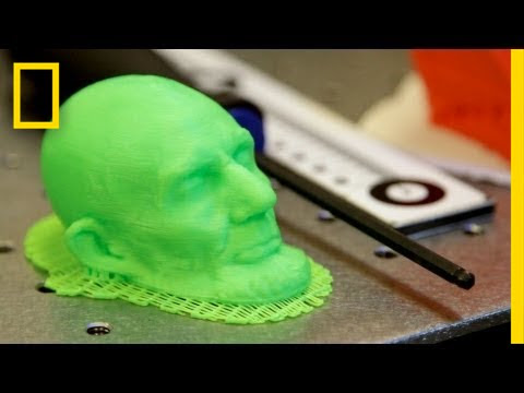 Inside Smithsonian's 3D Digitization Lab