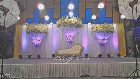 Wedding stage decoration pictures elegant wedding stage