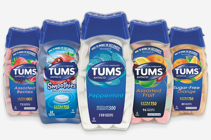 It Is Safe To Take Tums While You Are Pregnant