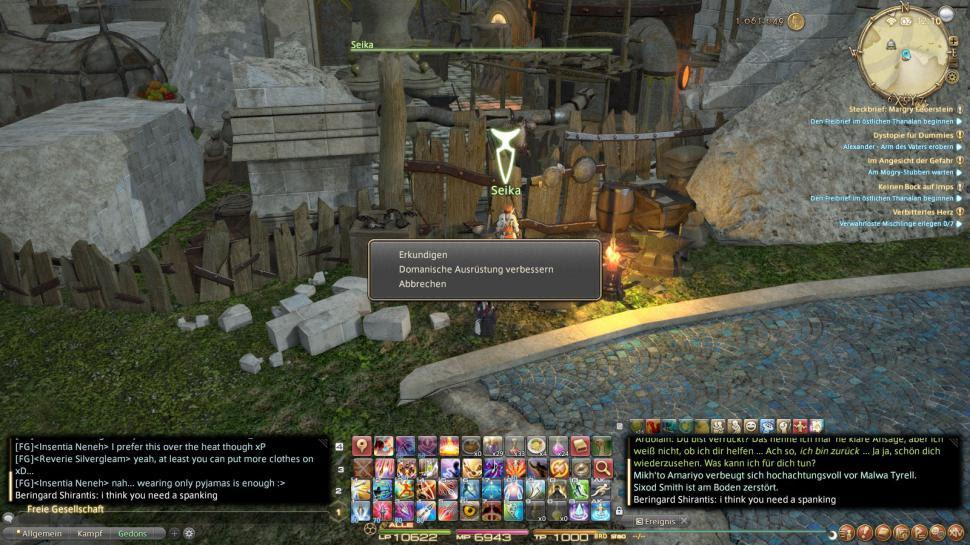 Ffxiv Guide Level 60 Und Was Jetzt Ab Ins Endgame