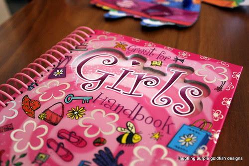 Great for Girls - Handbook