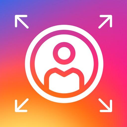 Profile PicTure-View&Save Ig Profile for Instagram - AppRecs