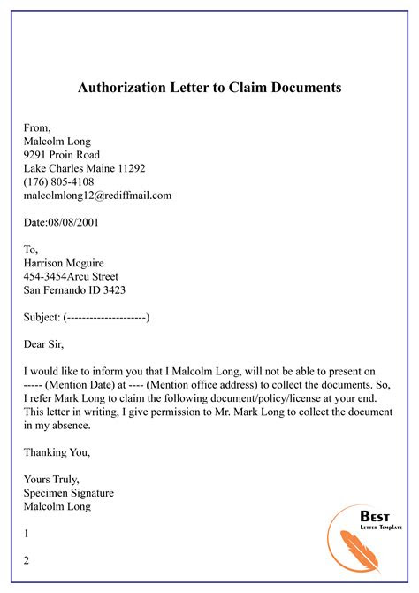 Sample Application Letter For Any Vacant Position on