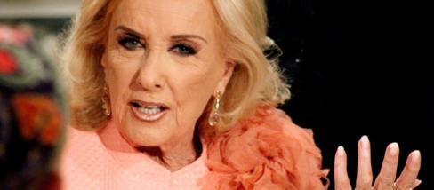 Mirtha Legrand dijo que Cristina es una dictadora