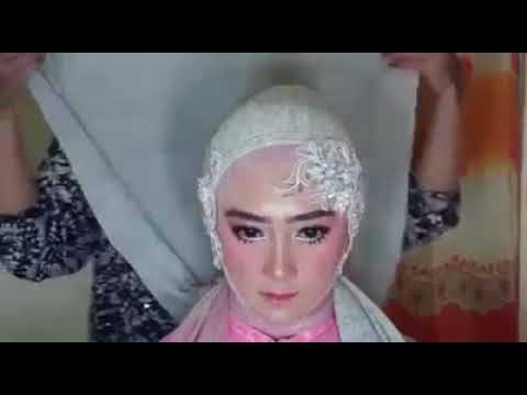 VIDEO : tutorial hijab pengantin -  ...