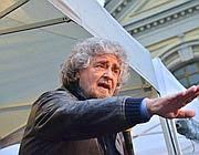 Beppe Grillo (Imagoeconomica)
