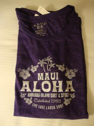 Maui shirt!