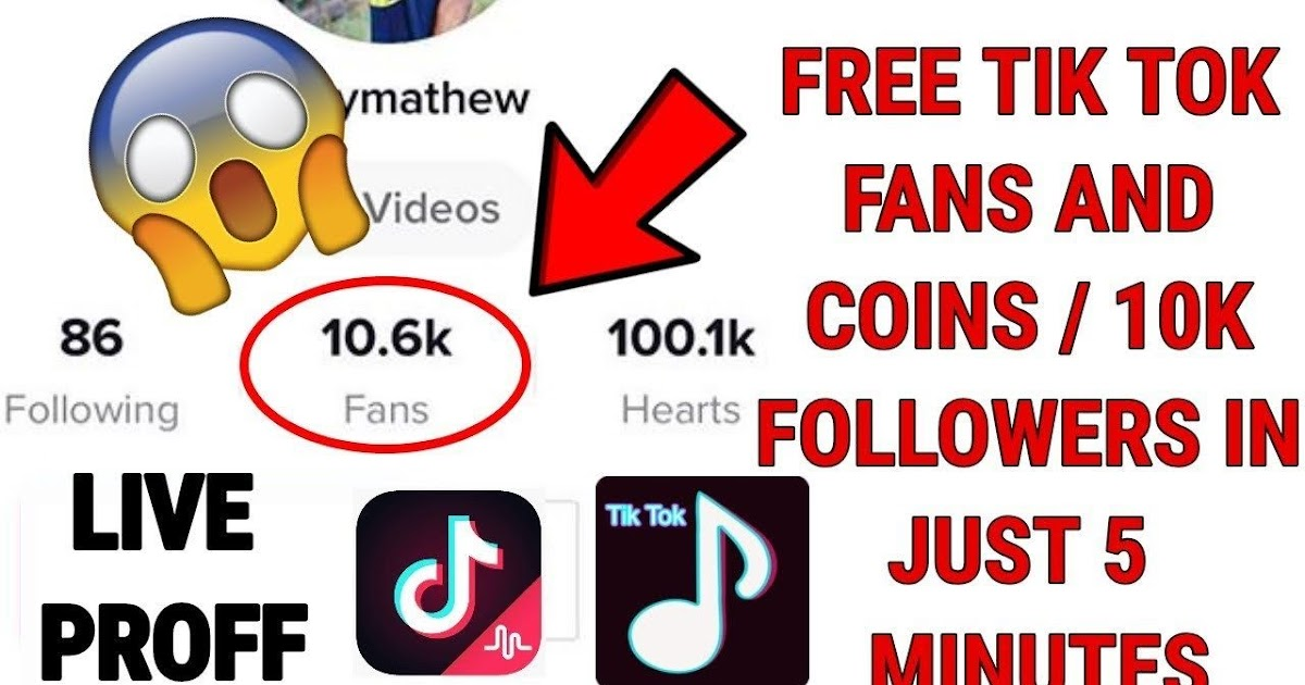 All Clip Of Gain Tik Tok Followers Bhclip Com | Famoid