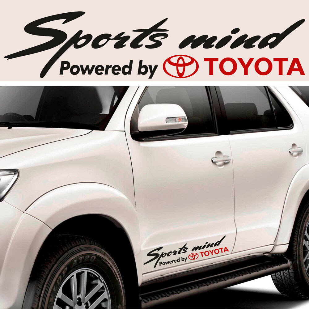 Product: Decal Sticker Vinyl Stripe Kit For TOYOTA TACOMA ...
