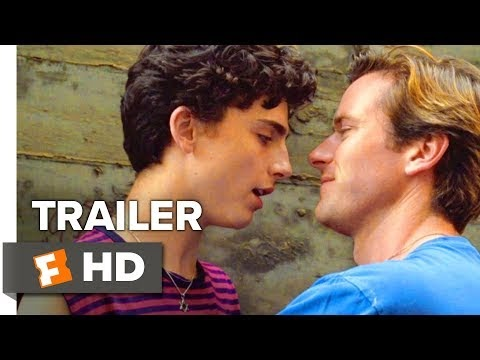 'Call Me By Your Name' Trailer #1 (2017) .. an Indie Film