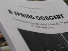 Orchestra Program