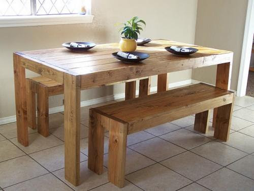 Ana White   Build a Modern Farm Table   Free and Easy DIY Project ...