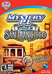 Mystery P.I.: Stolen in San Francisco (Windows PC / Mac)