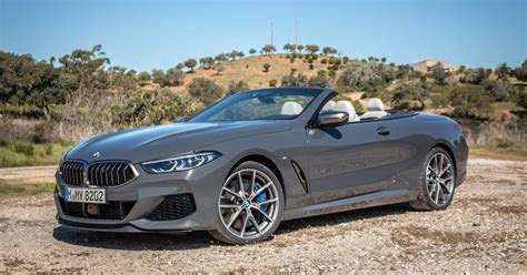 bmw  series convertible  drive review open top