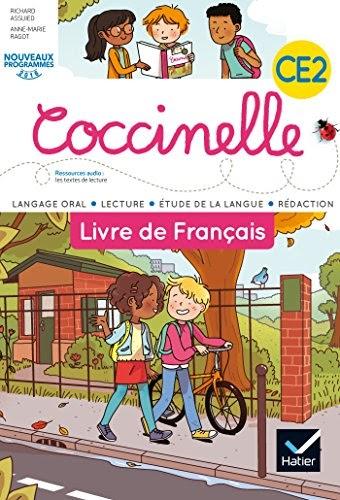 Telecharger Coccinelle Francais Ce2 Ed 2016 Manuel De L
