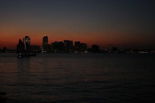 Hudson River cruisin'
