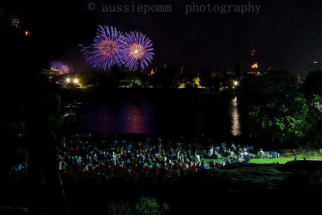 NYE 2012 9pm Family Fireworks