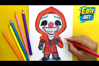 Dibujos De Free Fire De Lapiz